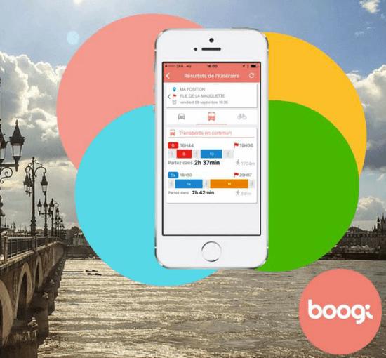 Boogi acquisition client mobile
